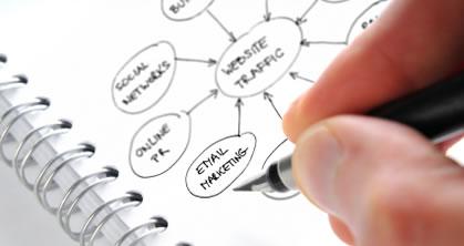 Solutions Internet proposées par interfaSys, spécialiste de la création d'applications en ligne et d'expériences multimédia